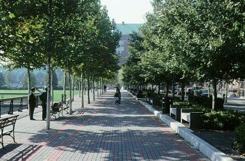 Promenade at Pier A Park