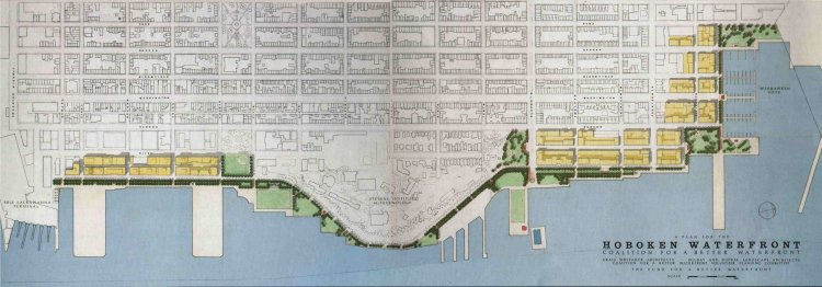 FBW plan for Hoboken waterfront