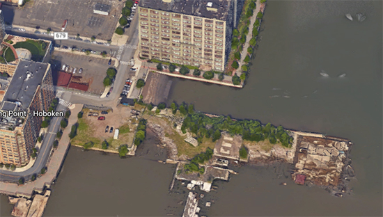 The Monarch project violates a number of important NJDEP Coastal Zone Management regulations, including protecting views from the Weehawken Cove.