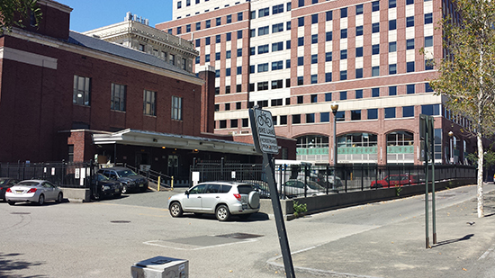 Hoboken's Proposal to build hotel offers opportunity to upgrade unappealing site across from Pier A Park.
